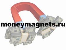 логотип moneymagnets