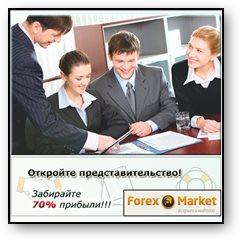 Представительство Forex-Market. Лого
